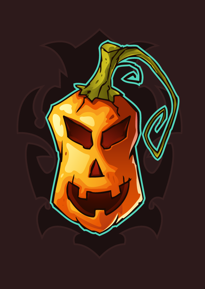 evil_halloween_pumpkin-vector