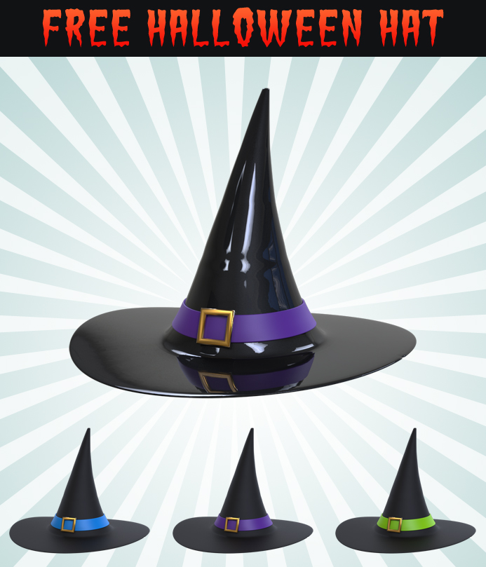 free_halloween_hat-vector