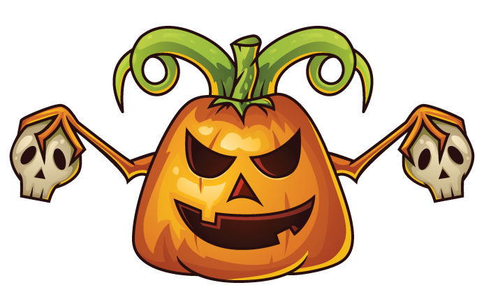 free_scary_halloween_pumpkin-vector