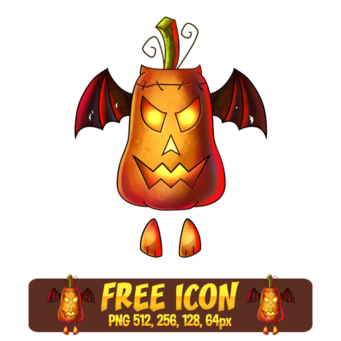 pumpkin_icon-vector