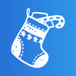 socks christmas clip art