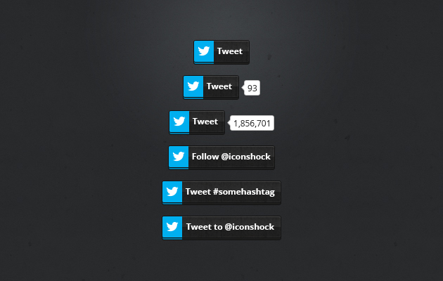 twitter buttons, twitter button, twitter follow button, twitter share button, twitter widget, button (10)