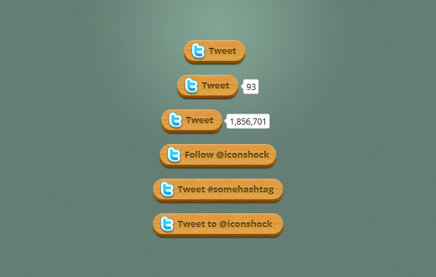 twitter buttons, twitter button, twitter follow button, twitter share button, twitter widget, button (13)