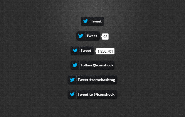 twitter buttons, twitter button, twitter follow button, twitter share button, twitter widget, button (3)