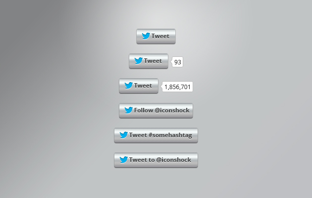 twitter buttons, twitter button, twitter follow button, twitter share button, twitter widget, button (6)