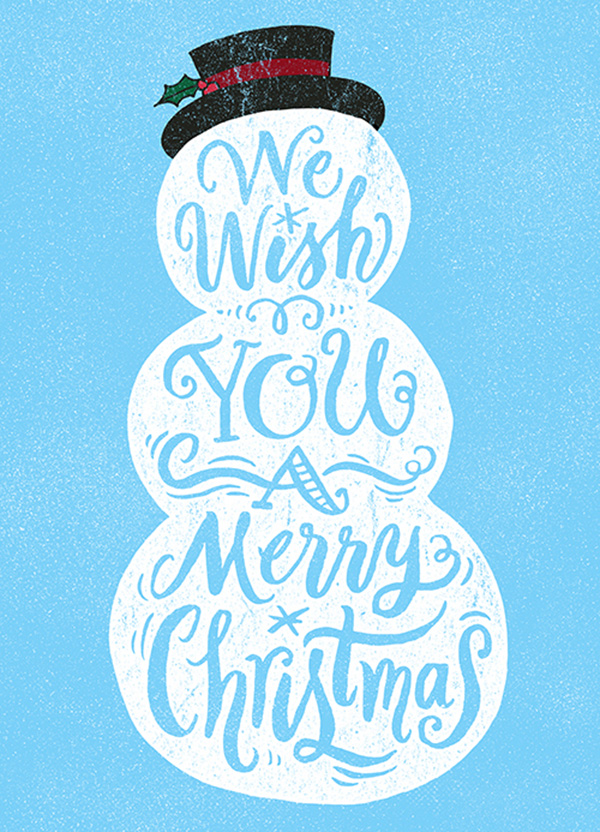 Beautiful-Typography-Ideas-For-Christmas-2014 (12)