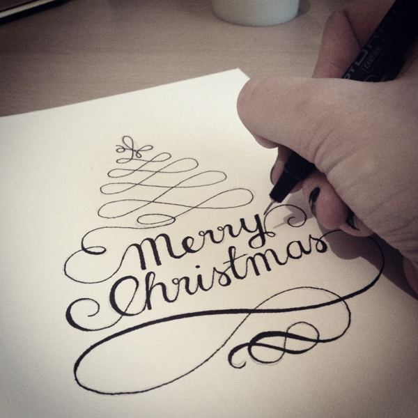 Beautiful-Typography-Ideas-For-Christmas-2014 (14)