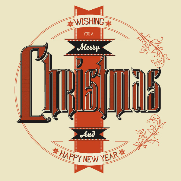 Beautiful-Typography-Ideas-For-Christmas-2014 (19)