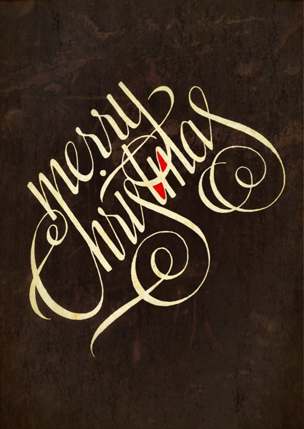 Beautiful-Typography-Ideas-For-Christmas-2014 (34)