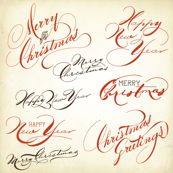 Beautiful-Typography-Ideas-For-Christmas-2014 (8)