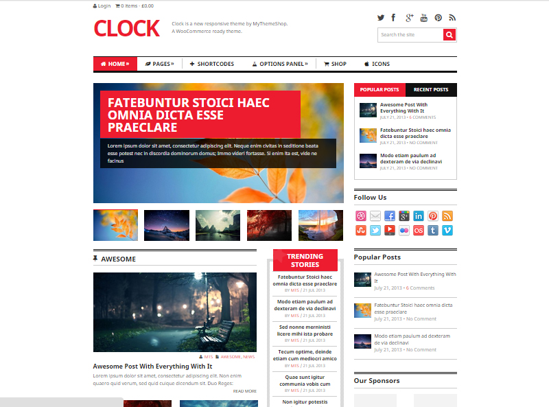 Clock-Magazine-&-WooCommerce-Ready-WordPress-Theme