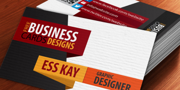 60+ Business Card Template Designs Collection