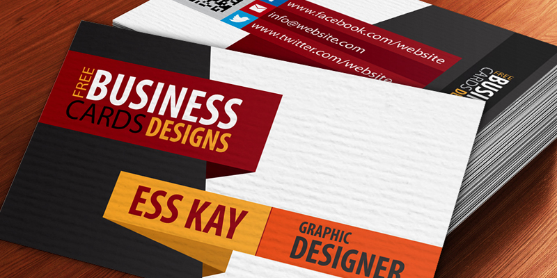 Business card template archives a graphic world all posts tagged business card template wajeb Gallery