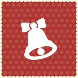 christmas bell icon2