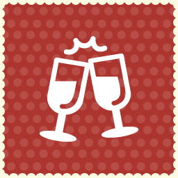 christmas drinks icon