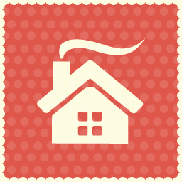 christmas home icon5