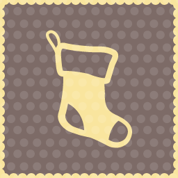 christmas socks icon3