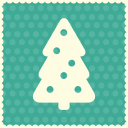 tree christmas icon