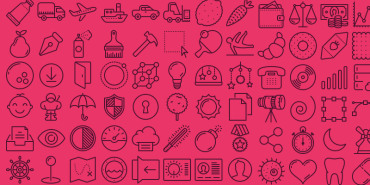 670 Free icons For Your Web Projects 2014