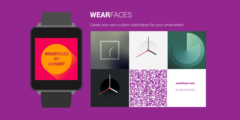 Android-Wear-Faces-Creator