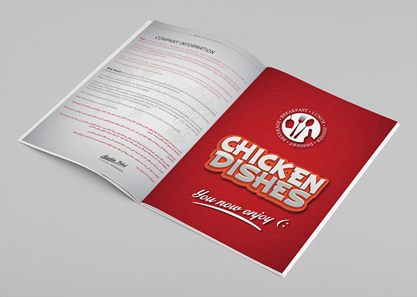 Cookbook Design 1
