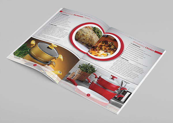 Cookbook Design 2