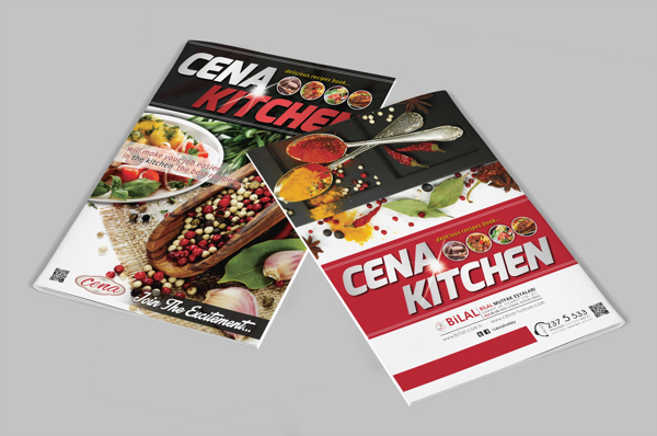 Cookbook Design