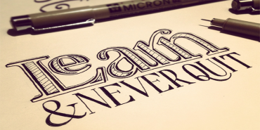 35+ Beautiful Lettering Collection By Pavel Zertsikel