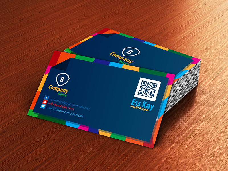 Free-Executive-Business-Card-Mockup