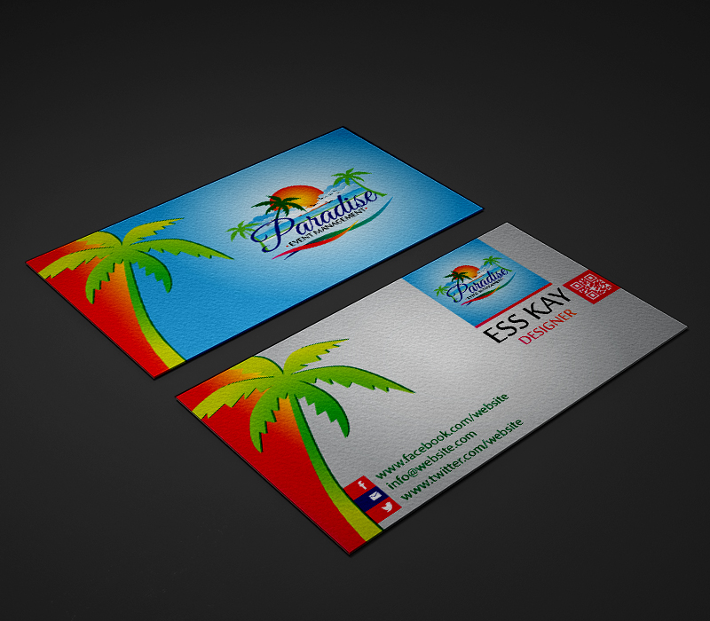 Paradise-Event-Management-Company-Business-Card-Template-Design-Mockup