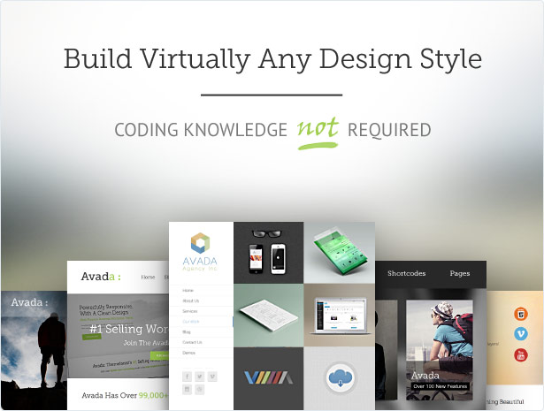 Avada Responsive Multi-Purpose Theme 3