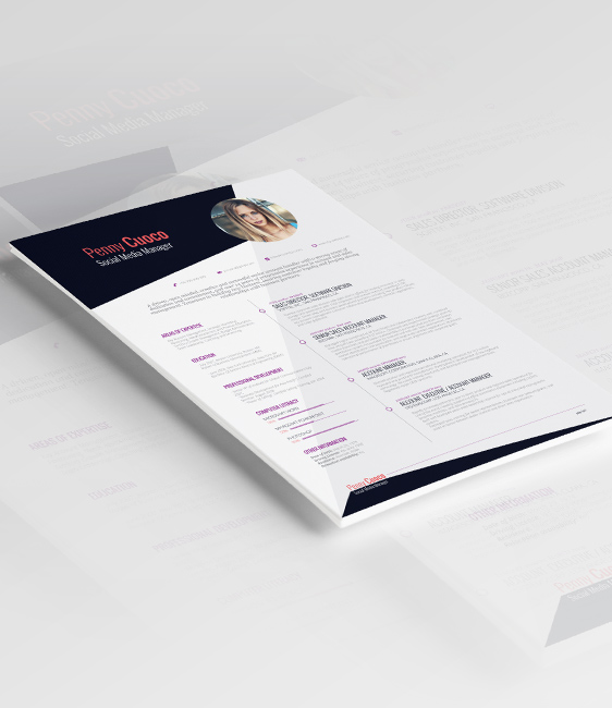 Free Resume Template For Social Media Manager 2015
