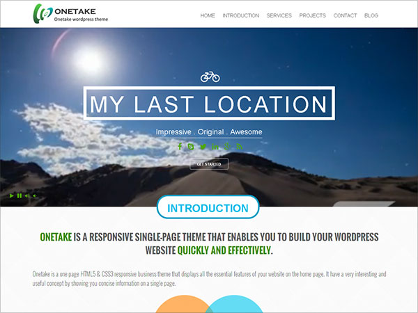 Onetake-Free-Wordpress-theme-2015