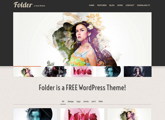 folder-Free-WordPress-Theme-2015