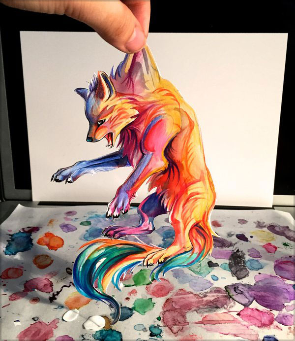 Amazing  Drawing by Katy Lipscomb-1 (7)