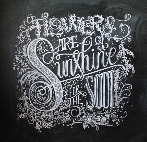 36 Beautiful Hand Lettering And Illustration By Kim Panella 2015 (19)