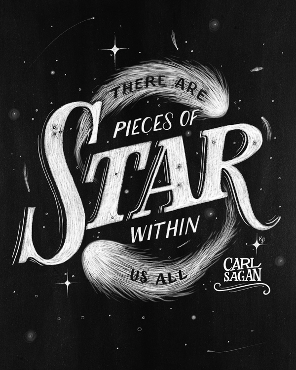 36 Beautiful Hand Lettering And Illustration By Kim Panella 2015 (6)