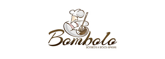 Bombolo logo illustration