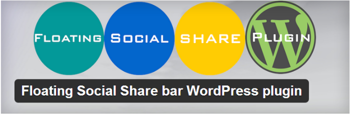 Floating Social Media Share Plugin