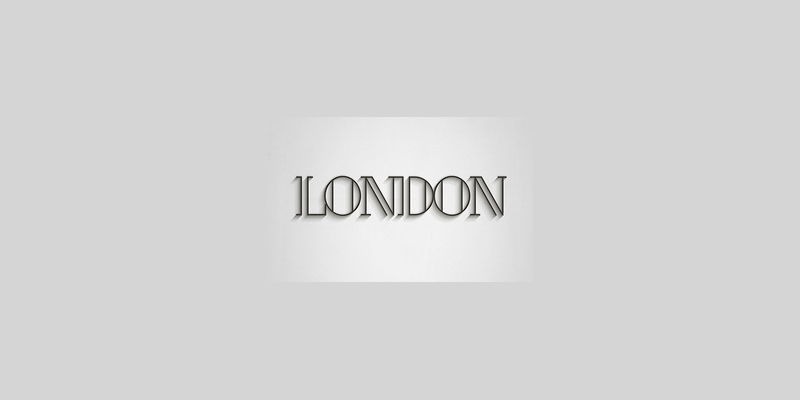 London Black MT Font