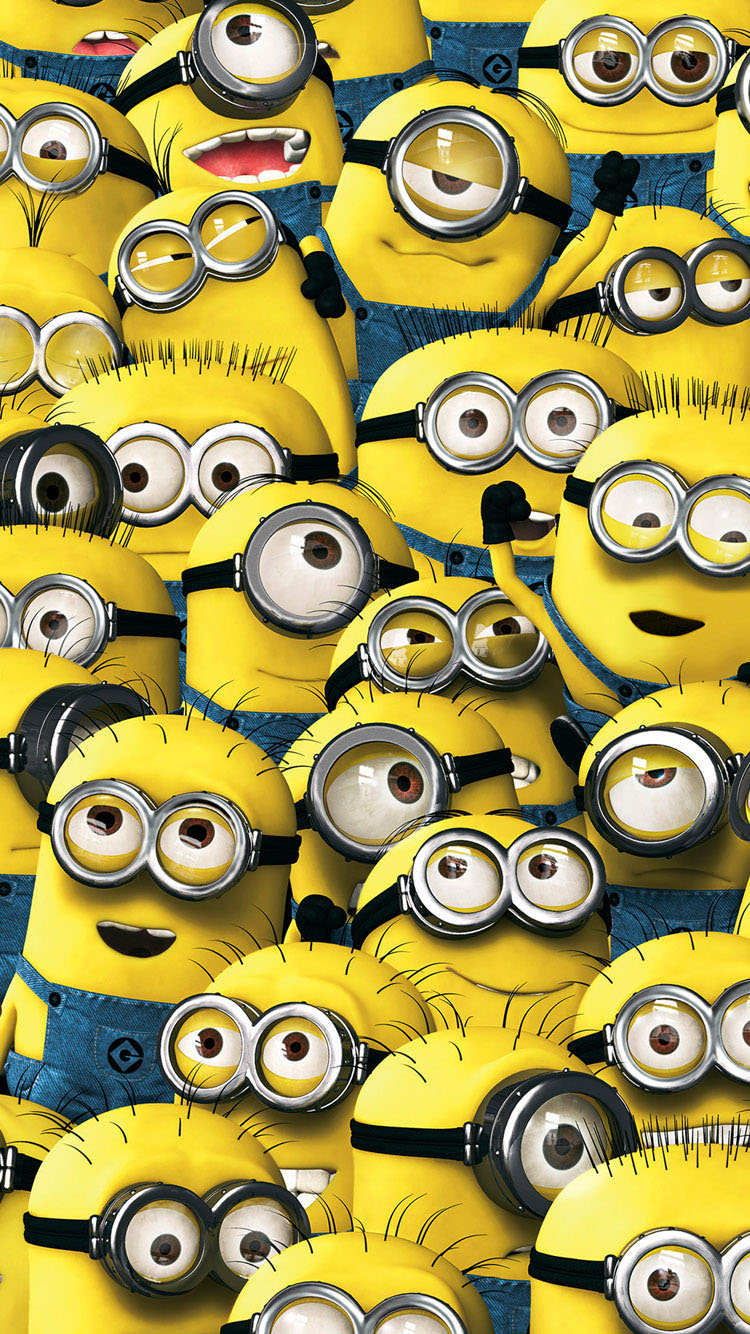 Minions-2015-iPhone-6-Wallpaper-HD-Latest-2015