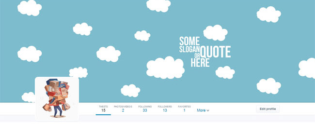 quote twitter cover