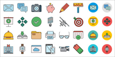1000+ Icons Free Download