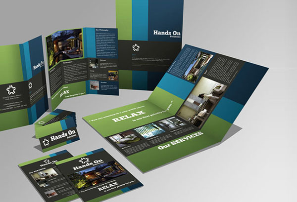 24-Corporate brochure design