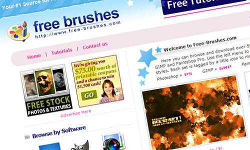 Best Websites For Photoshop Brushes Resources  2015 (10)