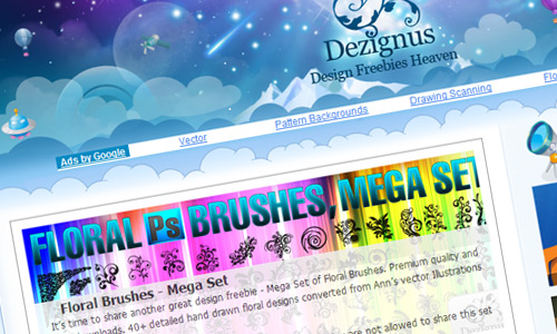 Best Websites For Photoshop Brushes Resources  2015 (14)