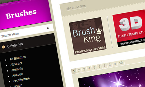 Best Websites For Photoshop Brushes Resources  2015 (15)