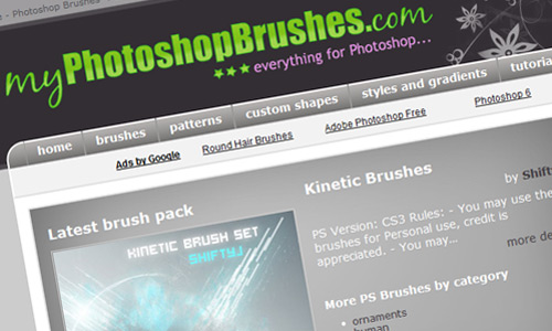 Best Websites For Photoshop Brushes Resources  2015 (24)