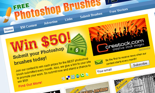 Best Websites For Photoshop Brushes Resources  2015 (25)