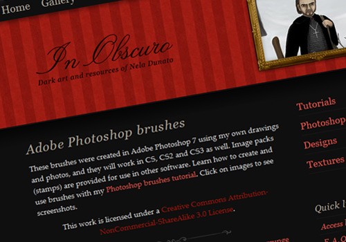 Best Websites For Photoshop Brushes Resources  2015 (26)